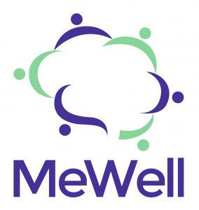 Official MeWell Logo